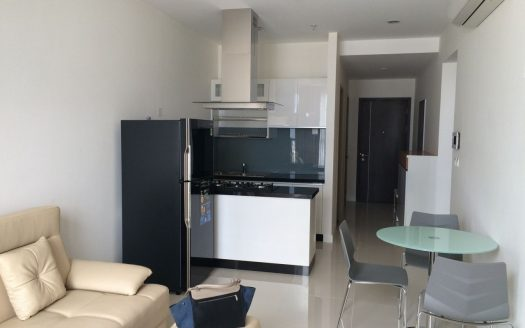 The Prince Residence apartment for rent having 2 bedrooms, city view, $1050