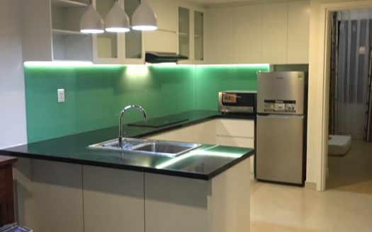 Apartment for rent in Masteri Thao Dien, full furniture, 2 Bedroom, 900$, High floor.