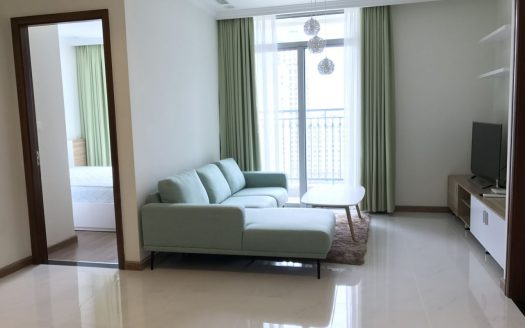 $900 with 2BRs, full furniture Apartment for lease in Vinhomes Central Park, Binh Thanh District.