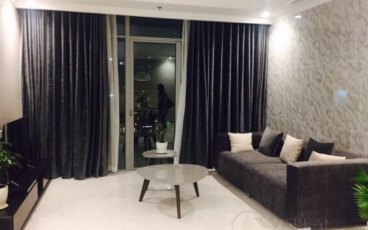 Apartment For Rent With $1300, Full Furniture, High Floor, Nice View in Vinhomes Central Park