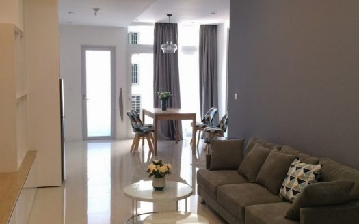 Prince Residence apartment for rent, Phu Nhuan District, Golden location, $900, High floor, nice view!!!
