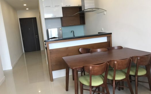 Prince Residence apartment - Apartment for lease with newly wooden furniture and 2BRs in the city center.