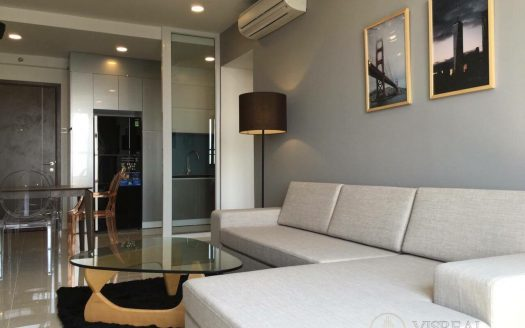 ICON56 building - Apartment for rent, 3 beds, Splendid Furniture, Stunning city view
