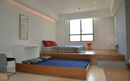 Special apartment with 1BR, suitable 2 people in ICON56 Apartment