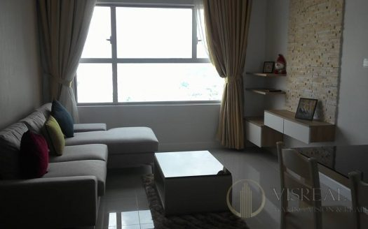 Affordable, 2BR Apartment For Rent In Sunrise City, High Floor