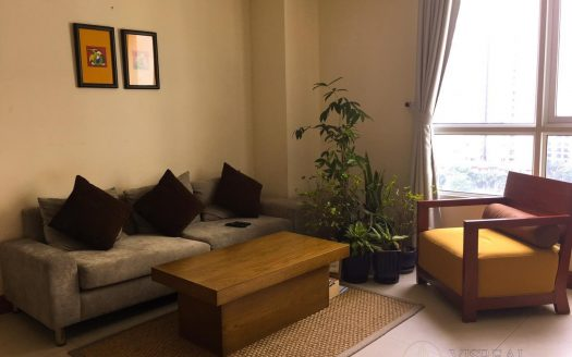Apartment for rent with 2 bedrooms, wooden furniture, $900 in Manor building