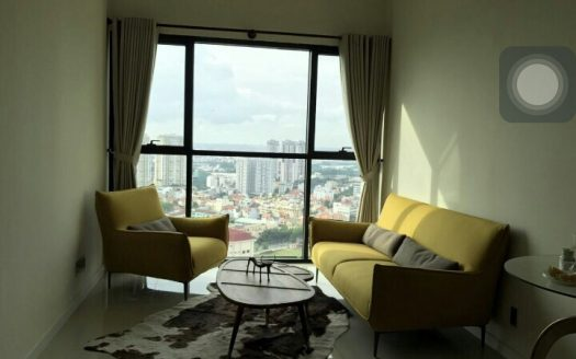 Thao Dien Pearl Apartment for rent, 2 beds, Nice View, High Floor, Full Furniture only $800