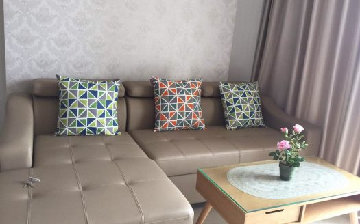 $650 per month for lovely apartment, beautiful view, 2 Brs, Masteri Thao Dien