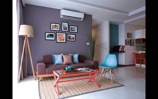So beautiful apartment with 2 bedrooms, $1000, Thao Dien Pearl, District 2