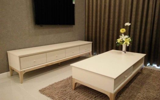 Sarami Sala apartmentis located on the Nguyen Co Thach road, the main road of Thu Thiem new urban area, adjacent to the 5 hectare park, is a prime location for traffic and green living environment.