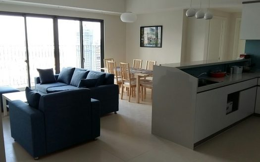 Brand new 3beds apartment for rent in Masteri Thao Dien