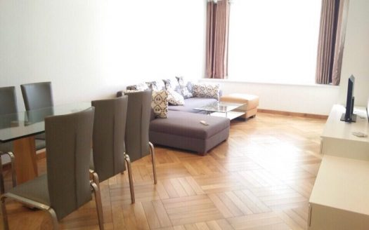 Simple Apartment with 3 bedrooms, 120 sqm For Rent in Sunrise City, District 7