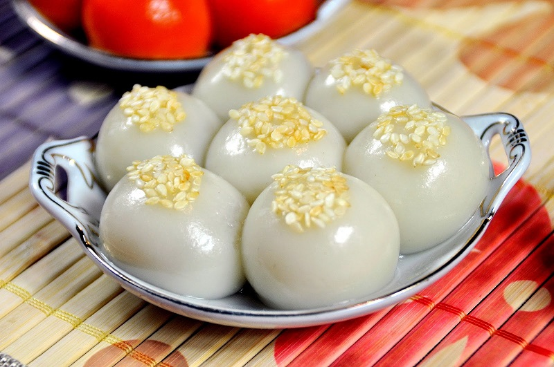 Traditional Vietnamese cakes are a must try