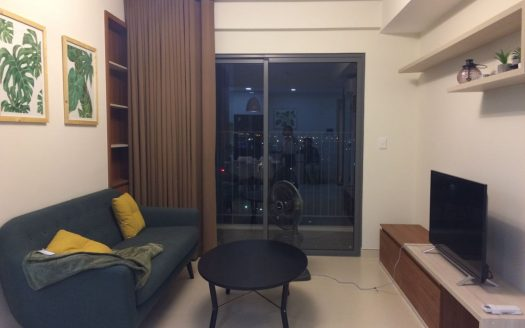 Masteri Thao Dien Apartment for rent, 2 bedrooms, River view, $750 in District 2
