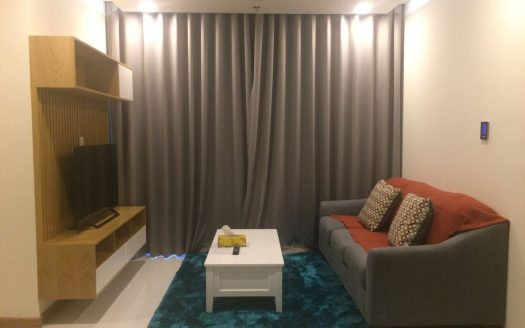 Apartment with big living room, 2 bedrooms, $850 per month, Vinhomes Central Park.