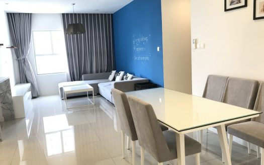 Apartment suitable for the family, 2 Bedrooms, 99 sqm in Sunrise City, District 7