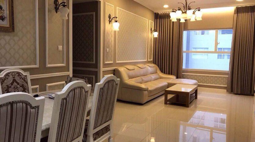 Sunrise City- 2 Brs, luxury apartment, full furniture, livingroom.