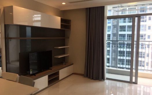 1 bedroom Apartment for rent, $700, Balcony, High floor, Vinhomes Central Park