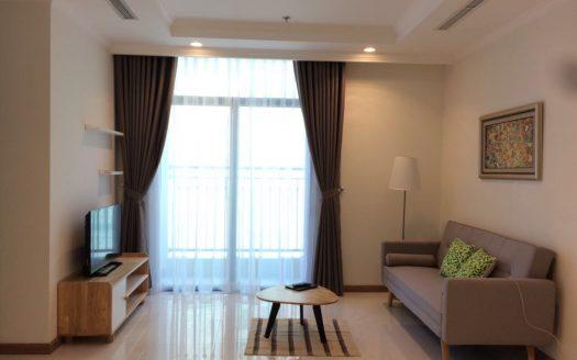 Vinhomes Central Park - 2Brs, High Floor, Balcony, Smart Apartment
