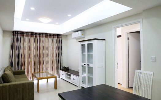 03 bedrooms, fully furnished apartment for rent in Masteri Thao Dien, District 2, HCMC.