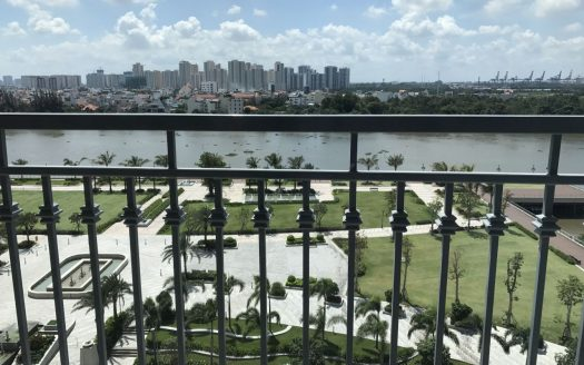 Nice view, No furniture, Spacious with 154 sqm for 4 bedrooms, Vinhomes Central Park.