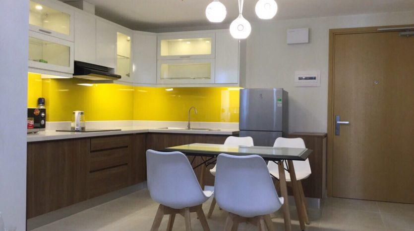 Masteri Thao Dien - Modern Design, 1Brs, Full Furniture, $670