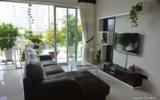 Estella Apartment - Apartment for rent with 2 bedrooms, nice apartment, balcony.