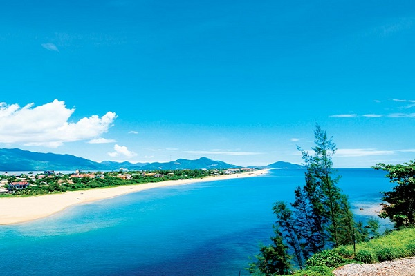 Lang Co Beach - another beauty of Thua Thien Hue