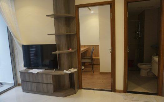 River view, 1 Bedrooms, High floor, $750 per month, Vinhomes Central Park