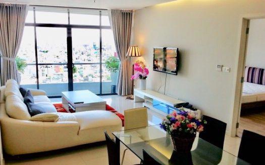 City Garden - Modern Apartment, Full Furniture, 3Brs, $1800
