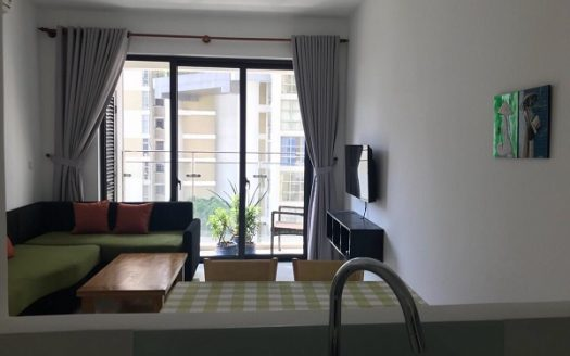 Estella Height Apartment for rent 1Br, 60sqm, Balcony, Full Furniture