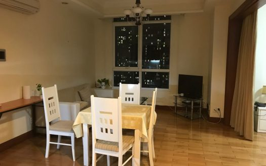 The Manor Apartmentfor rent in Binh Thanh District with 1 bedroom, full and new furniture