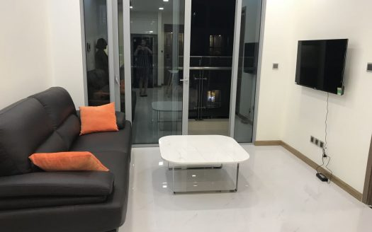 Vinhomes Central Park - Apartment for rent with 1 bedroom, simple and luxury design only $700