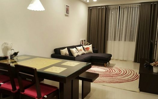 Spacious 2 bedrooms apartment at ICON56 Apartment, District 4