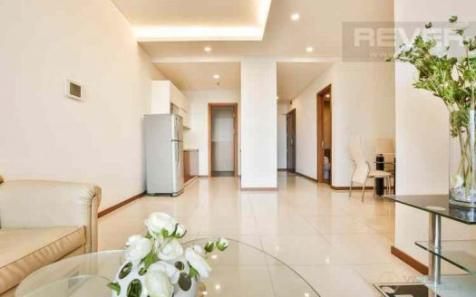 Chic & Cozy 2 Bedroom apartment for rent at Thao Dien Pearl