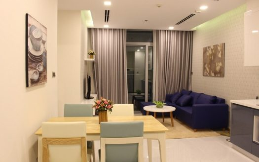 Vinhomes Central Park, Spacious rent apartment with Simple & Modern Design, full furnished, 2 bedrooms, $1100