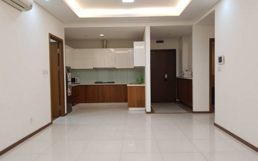 Unfurnished Spacious apartment for rent in Thao Dien Pearl, District 2