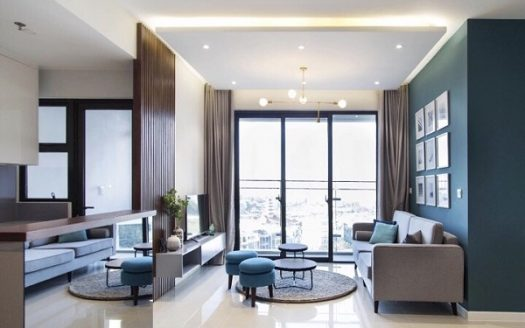 Estella Height Apartment is beautifully designed, luxurious interior, high floor, 2Brs, 100sqm