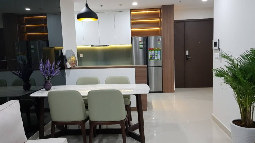 RiverGate Residence - Modern Apartment, 2Bedrooms, 70sqm, $1200