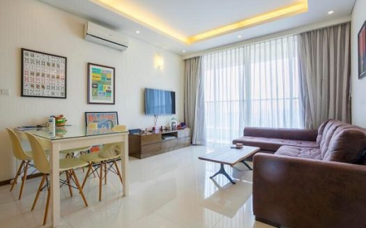 Thao Dien Pearl - Lovely Apartment, Modern, Full Furniture, 2Brs, 105sqm