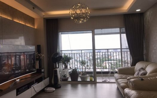 Sunrise City - Apartment For Rent With 3Brs, City View, Modern Furniture.