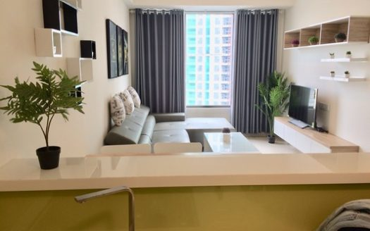 RiverGate Residence- Elegant Design,Light color, Full Facilities, 75sqm,