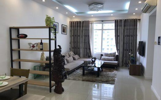 Saigon Pearl- Modern Interior, Full Facilities, Ruby 2 Tower, 2Brs, 1000USD