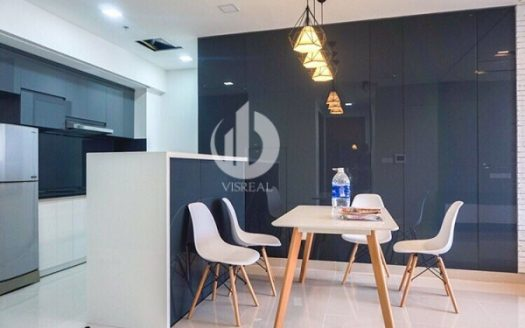 Tresor project - Airy Apartment,02beds, Full Facilities, 26th Floor