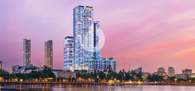 Overview Gateway Thao Dien apartment