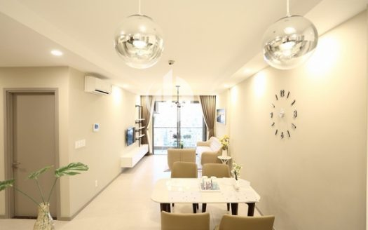 Gold View Apartment - Gorgeous Apartment with white tone, 2Brs, City View