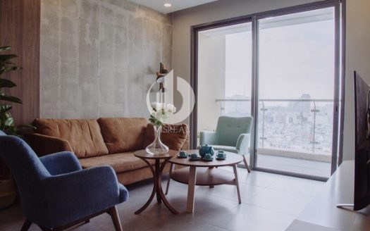 Gold View Apartment - Classic Design, Green Space, Airy, 2Brs, City View