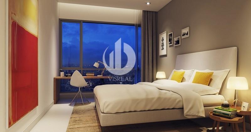 Sample apartment in Gateway Thao Dien