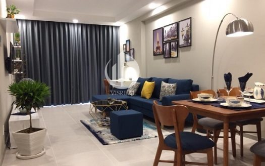 Gold View Apartment - Beautiful Apartment Interior Design, 2Brs, City View