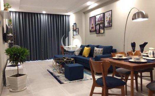 Gold View Apartment- Beautiful Apartment Interior Design, 2Brs, City View